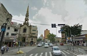 SP - Igreja de Santa Cruz das Almas Enforcadas