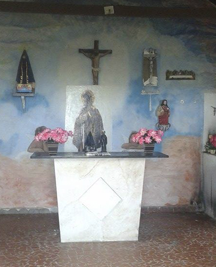 Categero Ilha compr altar