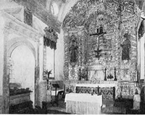 Igreja Santo antonio de Viana 1