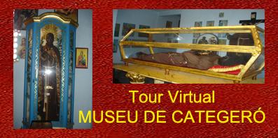 bANNER Tour no Museu
